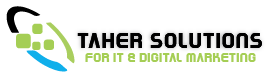 Taher for Advanced Solutions Logo